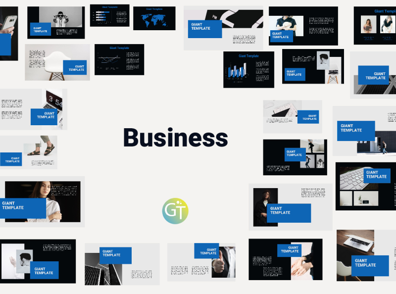 Free Powerpoint Template Business Presentation By Giant