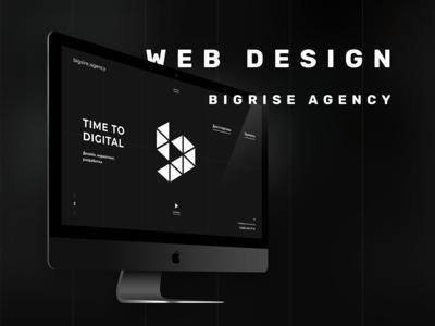 """Bigrise Inc"" Website"