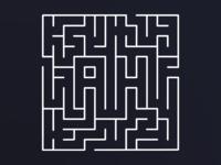 Freelance Maze Logo Design