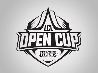 LCL Open Cup logo logo lcl open cup riot games league of legends