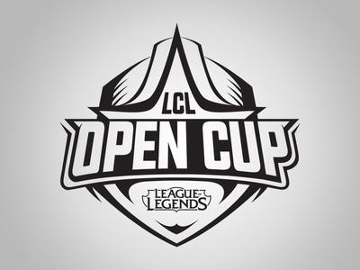 LCL Open Cup logo logo lcl open cup riot games league of legends