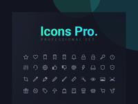 Icons Pro.