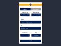 Air Ticket App Simplified