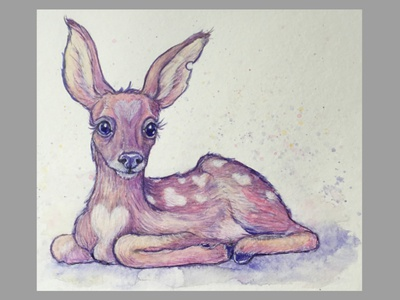 Hearty Fawn