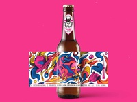 Cerveza Ilustrada