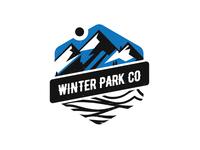 Winter Park, Colorado Badge