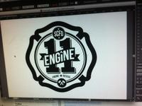 "Engine 11 ""Fire Station"""