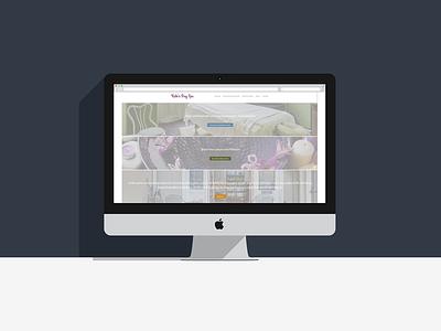 Kate's Day Spa usability testing spa web development web design