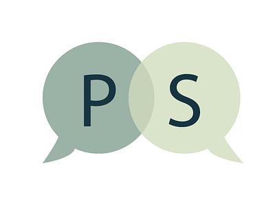 Peter S. Logo graphic design logo