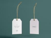 Woolen Antler & Co. Hangtag Design