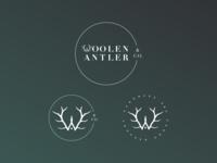 Woolen Antler & Co. Logo And Marks
