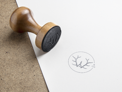 Woolen Antler & Co. Stamp