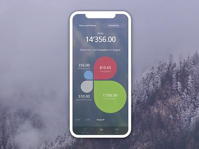 #HäshCash – Savings App by SGKB pfm budget swiss sgkb ios android app saving banking mobile