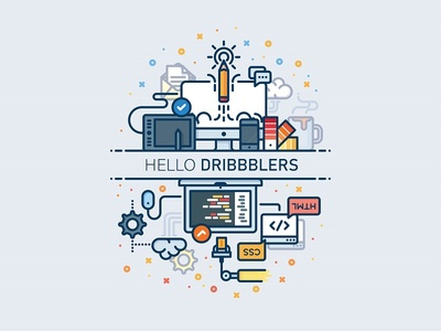 Hello Dribble ~ Debut Shot