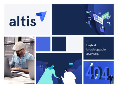 Altis brand identity