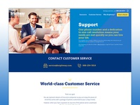 Brightway Insurance Customer Service Page