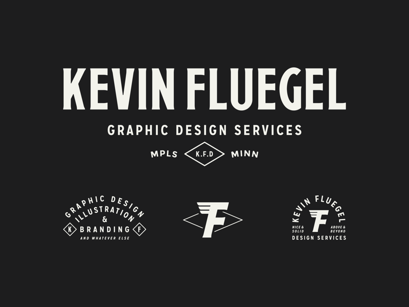Personal Branding illustration typography identity branding