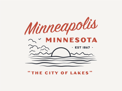 The City of Lakes