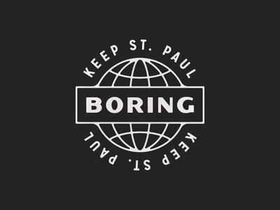 Keep St. Paul Boring
