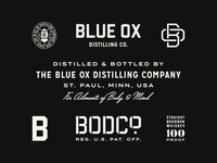 Blue Ox Distilling Co.