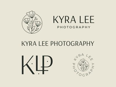 Kyra Lee Photography Branding