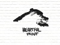 'Heartful Trout' Logo