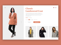 eCommerce Site Experimental