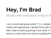BradBirdsall.com