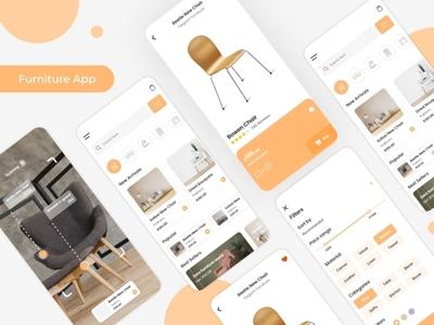 Furniture app graphics design sketchapp illustrator design mobile app design ui design ux design photoshop design xd design app furniture design furniture store furniture
