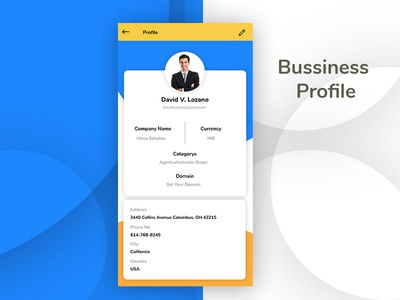 Business Profile