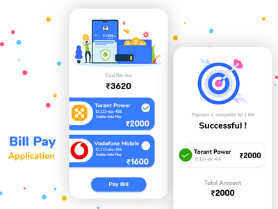 Bill Pay designs, themes, templates and downloadable graphic