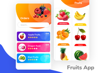 Fruits app