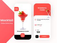 Online Drink Shop