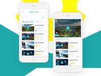 Panorama Video App