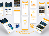 Design App UI/UX for Museums, Zoos, Nature Parks