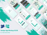 Design App UI/UX