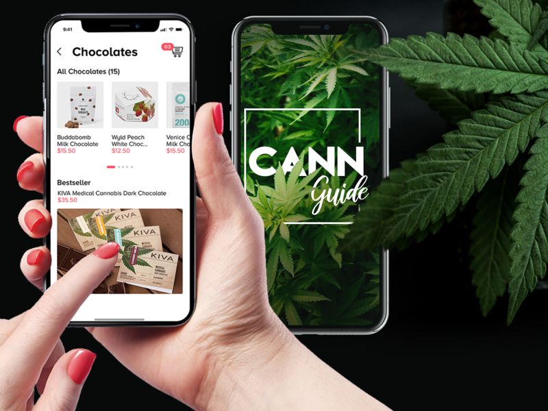 Cannguide- Your Local Guide To Legal Medical Cannabis typography interaction design design wireframe prototype mobileapp website webdesign uxmobile userexperiance userinterface uxdesigner uidesigner uiuxdesign uxdesign uidesign uiux ux ui