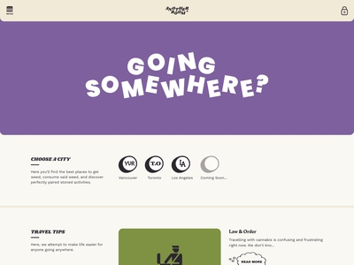Another Room — Going Somewhere