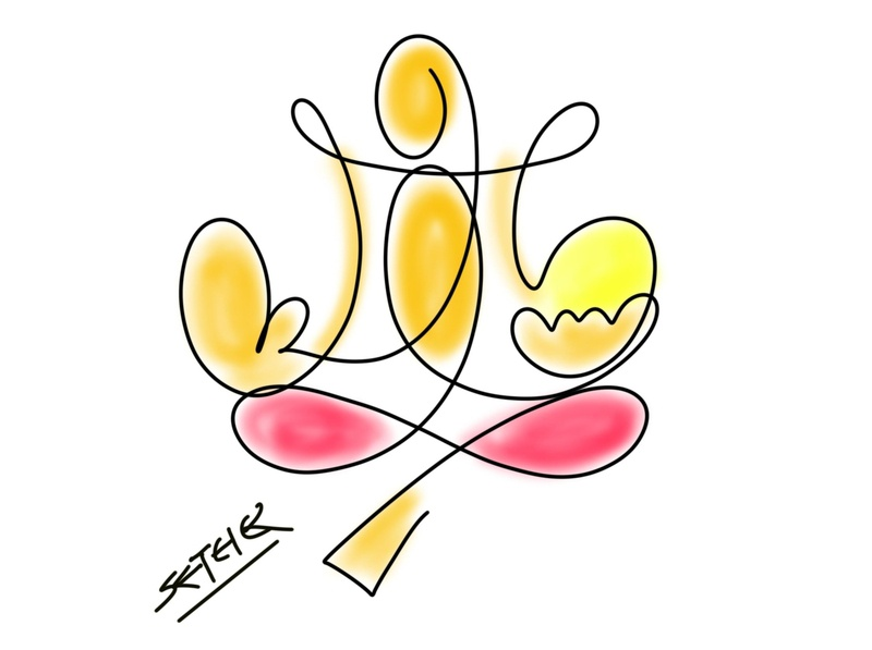 One line God design visual pictograms pictogram visual communication graphic design graphics illustration graphic