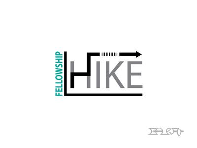 Logo/Illustration for Hike In Fellowship