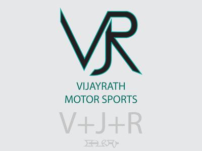 VijayRath Motor Sports (Logo)