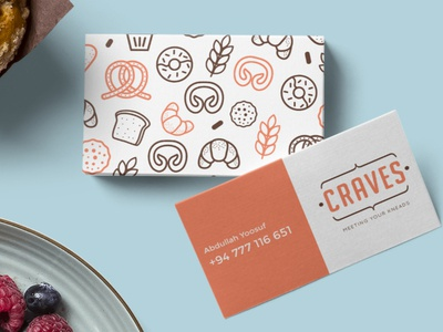 Home Baker Business Card