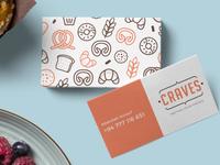 Home Baker Business Card