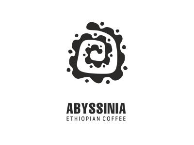 logo ethiopian coffee abyssinia design logo coffee ethiopian