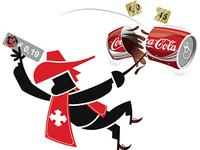 Intermarché versus Coca-Cola