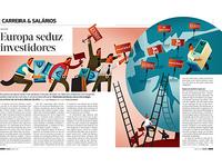 Europe seduces investors