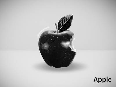 Logo In Real Life : Apple