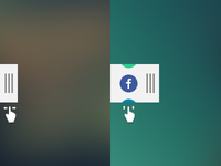 Share widget idea