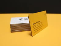 Business Cards II