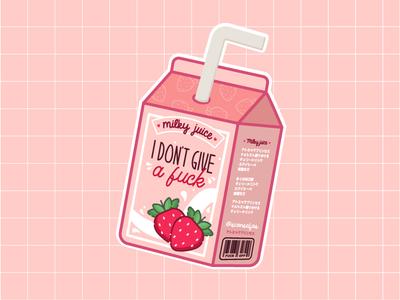 IDGAF Milky Juice